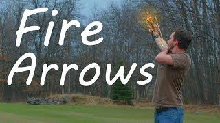 How To Make Auto-Igniting Steel Wool Fire Arrows