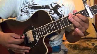 Promise-Romeo Santos Ft Usher tutorial