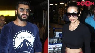 Arjun Kapoor returned from Italy with rumoured girlfriend Malaika Arora and more | Bollywood News