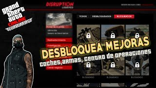 Como Investigar en GTA V Online | DLC Gun Running / Trafico de Armas