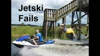5 Years of Jet Ski Fails, Bloopers, and General Tomfoolery