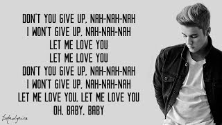 Baixar DJ Snake - Let Me Love You (Lyrics) ft. Justin Bieber