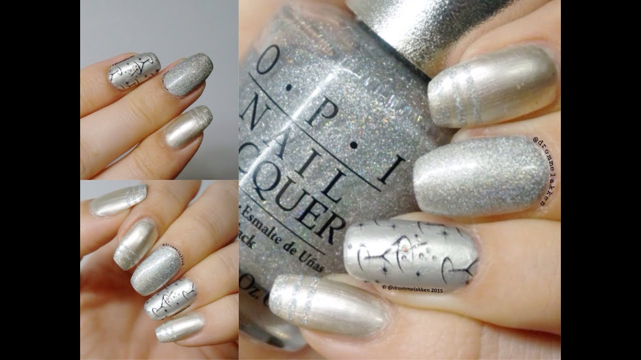 How To Use OPI Nail Lacquer Apps