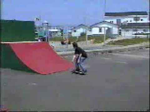 Clarks Harbour Skateboarding Contest 2005