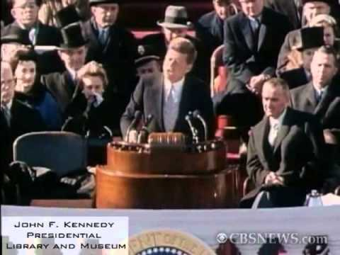 president kennedy s inaugural address John f kennedy was inaugurated as us president 50 years ago a look at the events surrounding this momentous occasion.