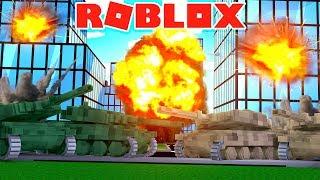 TANK ONLY CHALLENGE - Roblox Tower Battles w/TinyTurtle