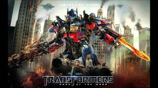 Transformers 3 Dark of The Moon - Music - End of The World -