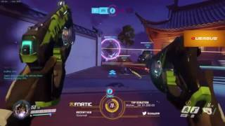 Overwatch IDDQD As Tracer With 50 Elims