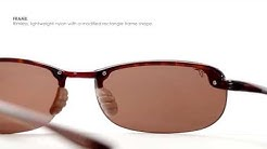 Maui Jim Sunglasses - Makaha | Peter Ivins Eye Care - Best opticians in Glasgow