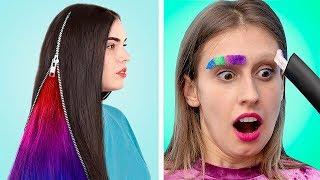13 лайфхаков, которые не изменят жизнь девушек / Фейковая внешность