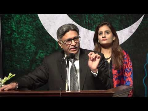 Dr. Sadaqat speaks his heart out in glimpses, to cure Pakistan's illnesses...