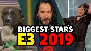 The 5 Biggest Stars Of E3 2019