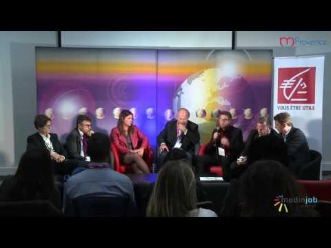 [Forum Medinjob Marseille 2016] Pourquoi les entreprises technologiques s'implantent en Provence ?