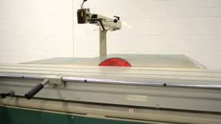 """Grizzly G0501 14"""" Sliding Table Saw"""