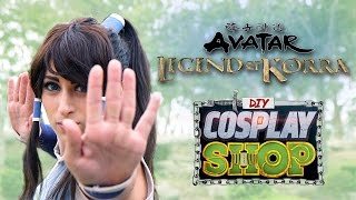 Legend of Korra - DIY COSPLAY SHOP