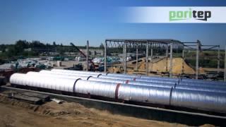 Строительство завода PORITEP(, 2013-09-04T10:48:27.000Z)