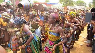 Adzida Madzi - Ewe Music (Agbadza Hawo)