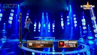 "Talita Arsyta ""Can't Remember To For Get"" Shakira - RisingStar Indonesia Best 14 Eps 15"