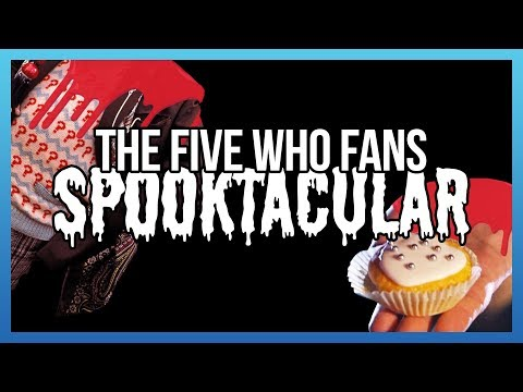 The FiveWhoFans Spooktacular