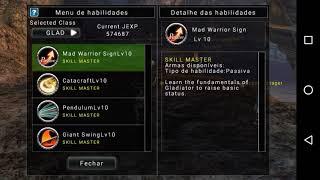 Avabel: Ex-Skill Gladiator after update