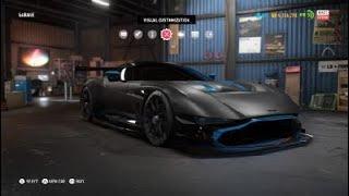Need for Speed™ Payback_INSANE 1000HP Hyper Car Aston Martin Valcun Customization Showcase