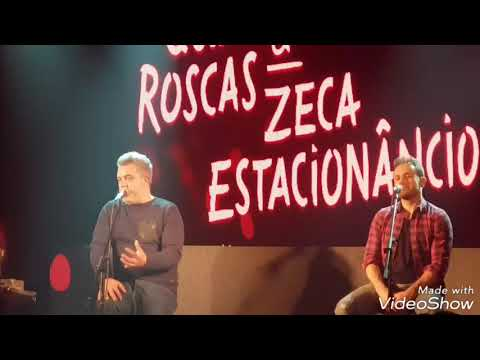 Quim Roscas & Zeca Estacionâncio Freamunde 12/2018