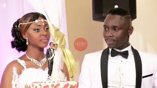 Yaw Agyapong and Nathalie Kwateng Wedding