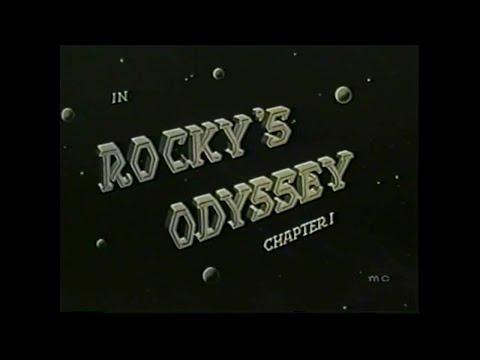 Rocky Jones, Space Rangers 1954   S01E08  Rocky's Odyssey Chap 1