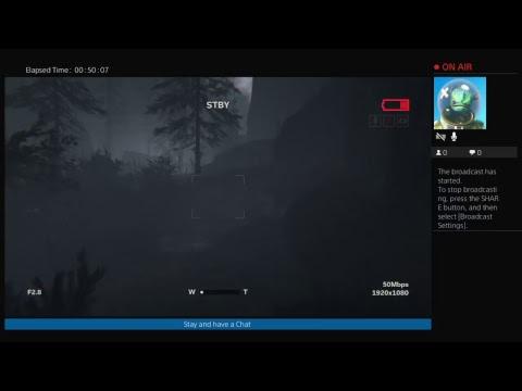 Late night Horror stream| Outlast 2