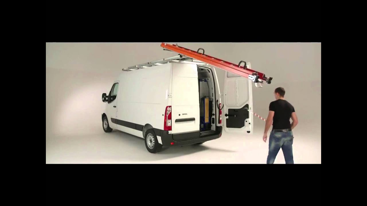 Van roof racks add additional cargo space by allowing. Gentili G2000 Ladder Rack Demo Video Youtube