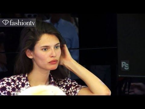 Bianca Balti @ Dolce & Gabbana Boys in the Band Event, Milan Men's Fashion Week 2012 | FashionTV FTV