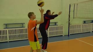 Волейбол обучение. Юноши. Тренировка от и до.  Полная версия