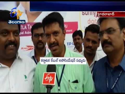 Cable Expo Conducted in Madhapur of Hyderabad