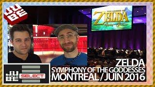 JUBE Select #04 - Symphony of the Goddesses - Montréal 2016