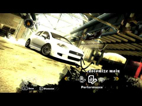 Need For Speed MW unlimited junkman parts (pc 1.3 version, UPDATED)