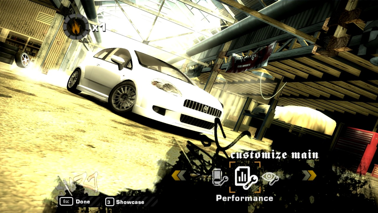Need For Speed MW unlimited junkman parts (pc 1 3 version, UPDATED)