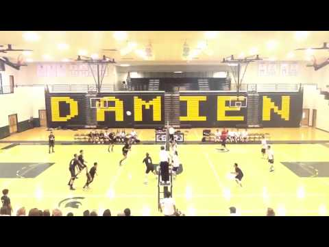 Kevin Alfaro Volleyball Highlight Tape