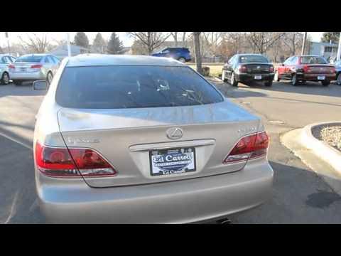 2005 Lexus Es 330 Ed Carroll Motor Company Fort