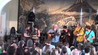 Elephant Revival & Gipsy Moon Members - full set Stanley Hotel 3-14-15 Estes Park, CO HD tripod