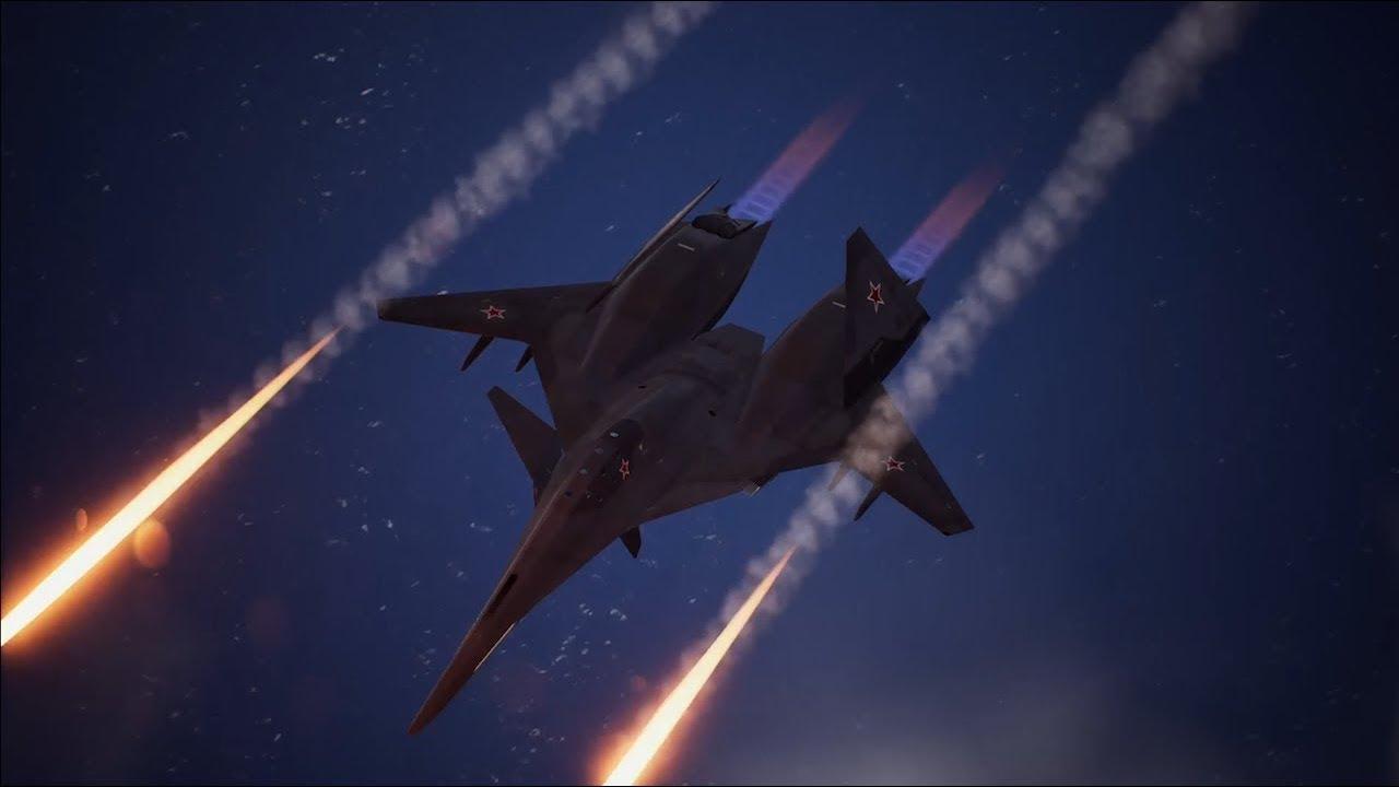 Ace Combat 7, ADF-01 FALKEN, Weapon TLS, 4AAM, FAEB