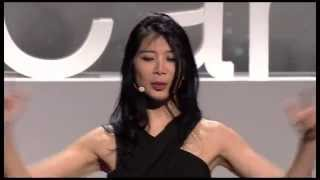 Music is a powerful instrument for positive change: Zhang Zhang at TEDxCannes