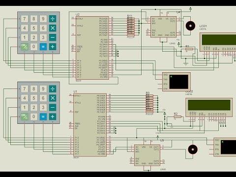 GSM Module Interfacing with 8051 Microcontroller AT89C51