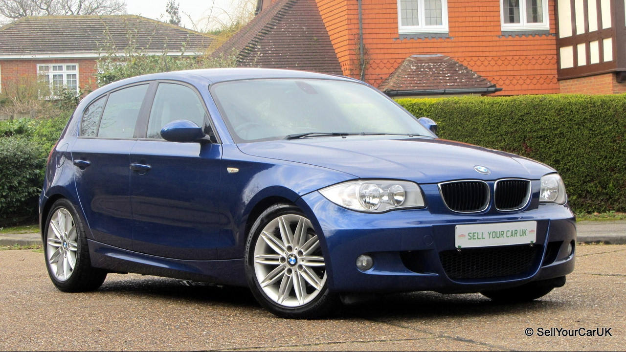 Free Car History Report >> SOLD IN 48 HOURS - 2006 BMW 118i M SPORT AUTO, LE MANS ...