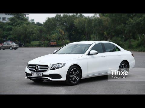 Đánh giá Mercedes-Benz E180 2020. xe sang giá rẻ liệu có đáng sở hữu? |TINXE.VN| - Thông tin chi tiết về xe Mercedes - Trang ...