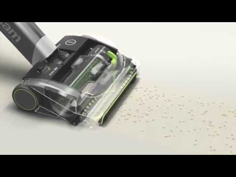 AirRam Cordless Vacuum Demonstration Video