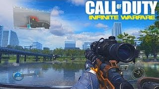 видео Call of Duty: Infinite Warfare Системные требования