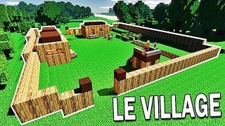 MON PREMIER VILLAGE SÉCURISÉ ! | Colony Survival ! #Ep2 thumbnail