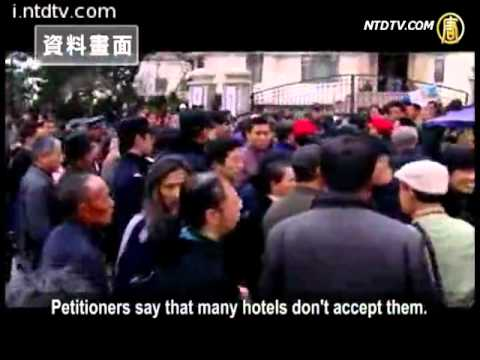 Shanghainese Petitioners Gather in Beijing