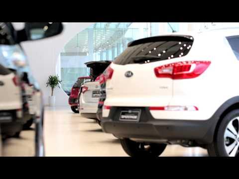 Kia Motors Cambodia (Showroom Profile)