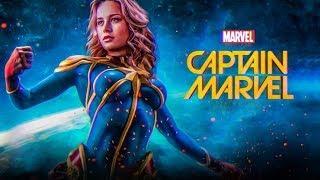 "фильм ""Капитан Марвел"" фантастика, боевик, приключения дата выхода 7 марта 2019"